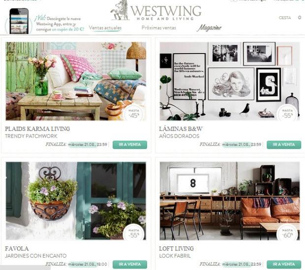 Tiendas de decoración online: diseños exclusivos al mejor precio