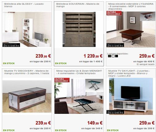 Armarios baratos y muebles para el hogar al mejor precio for Muebles baratos por internet