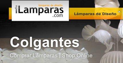 Lamparas colgantes: gran variedad de estilos y precios en Internet
