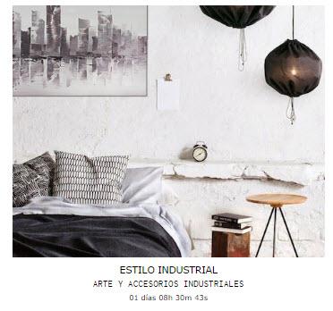 Muebles deco art baratos 2 propuestas online for Muebles estilo industrial baratos
