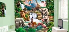 Murales infantiles, decorativos y de pared personalizados