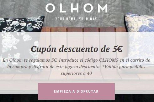 Olhom opiniones: muebles y decoración de diseño online