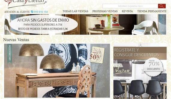 Casa y Lienzo: opiniones de los cojines, lámparas y cómodas