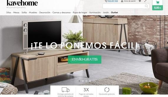 Kavehome: opiniones de los muebles y decoración online