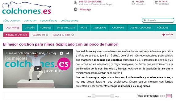 Colchones para niños pequeños alérgicos online a precios baratos