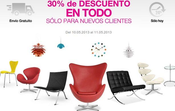 Mobiliario de diseño Infurn, muebles modernos online