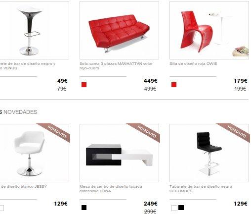 Muebles Miliboo: muebles originales de calidad