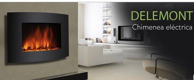Chimeneas decorativas nada que envidiar a las chimeneas - Chimeneas electricas bajo consumo ...