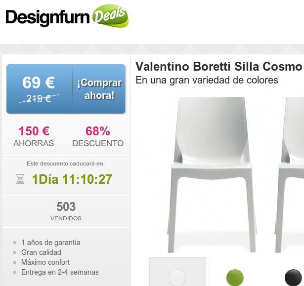 Descubre los muebles outlet de Designfurn Deals