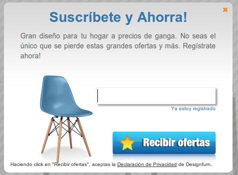 Designfurn deals muebles y decoraci n de dise o al mejor for Superestudio opiniones