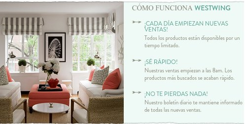 Outlet muebles y decoraci n online 2018 opiniones sobre for Muebles y decoracion online outlet