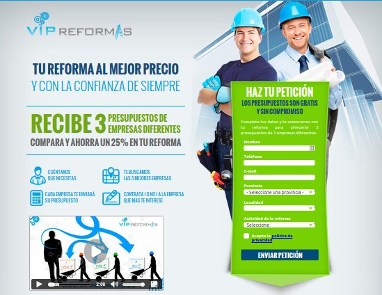 reformas integrales Madrid