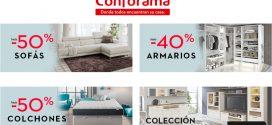 Conforama : opiniones y comentarios sobre armarios, sofás y colchones