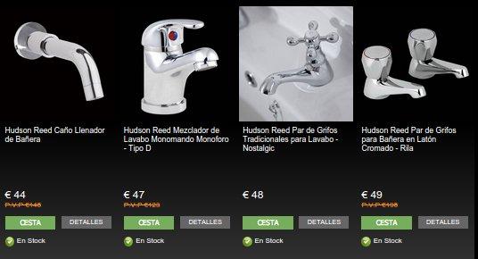 Hudson Reed precios