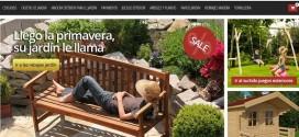 Muebles de jardín online, a precios baratos y de diseño