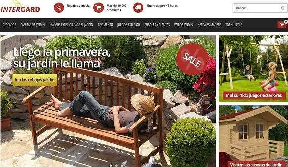 Muebles de jard n 2019 online a precios baratos y de dise o for Muebles de diseno online
