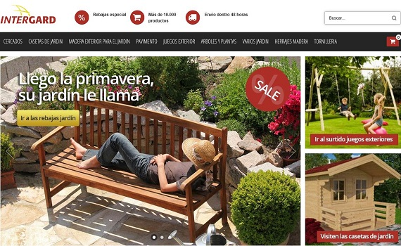 Muebles de jard n 2018 online a precios baratos y de dise o - Muebles de jardin baratos online ...