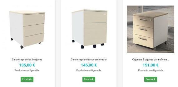 Muebles de oficina modernos a medida 2018 online y baratos for Muebles de oficina a medida