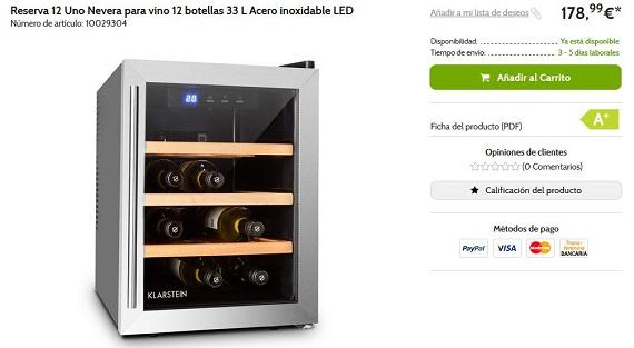 neveras-para-vinos-12-botellas