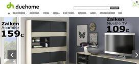 Due Home: opiniones y comentarios de los muebles y decoración