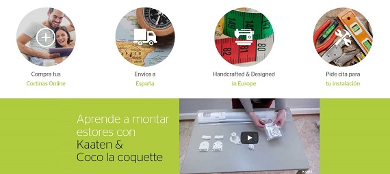 Estores baratos enrollables plegables y de aluminio a for Estores infantiles baratos