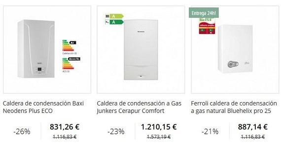 calderas de condensaci n baratas online gas natural y butano