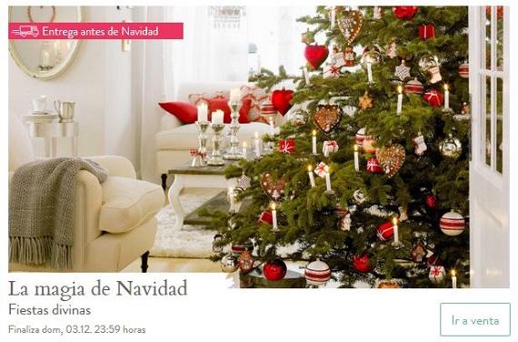 decoración para navidad online