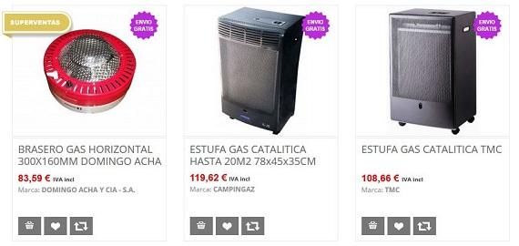 ferrokey estufas de gas