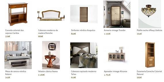 ambar muebles online